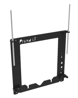 Prusa i3 Rework Connecting X axis and Z axis 03