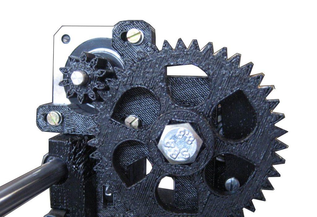 Prusa i3 Rework Extruder assembly 09