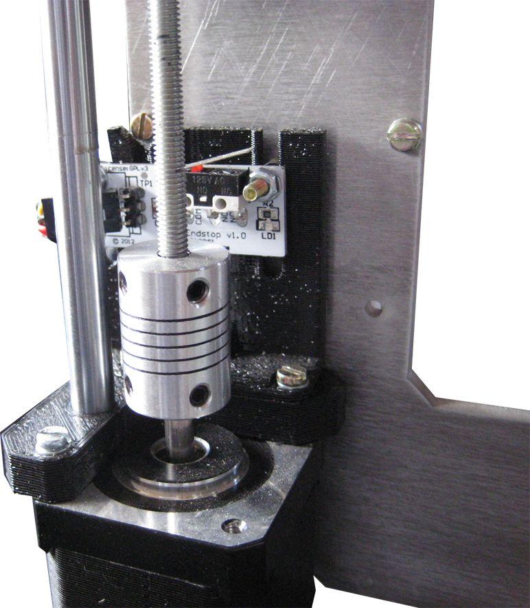 Prusa i3 Rework Motor assembly 04