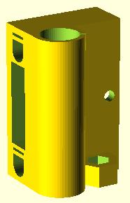 Prusa i3 onderdeel X-end-idler