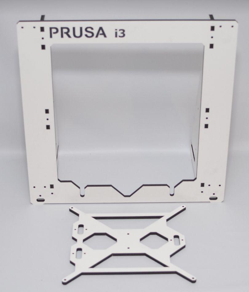 Prusa i3 wood frame 01