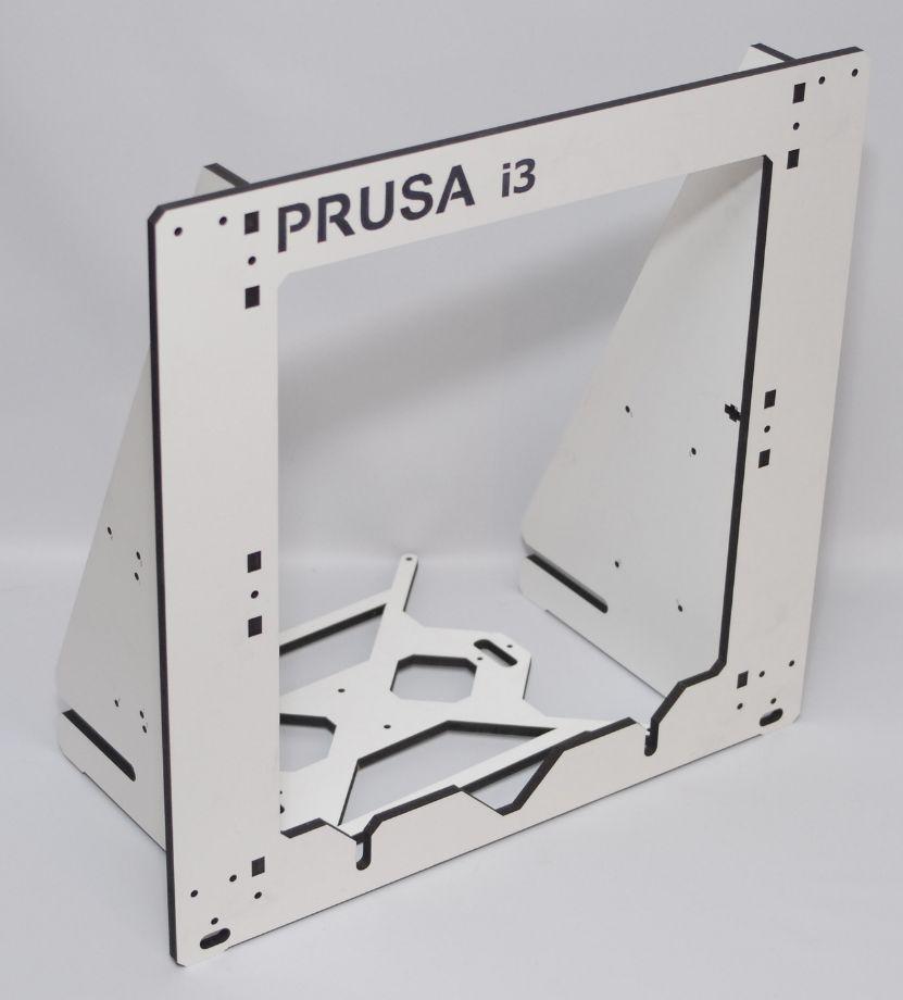 Prusa i3 wood frame 02