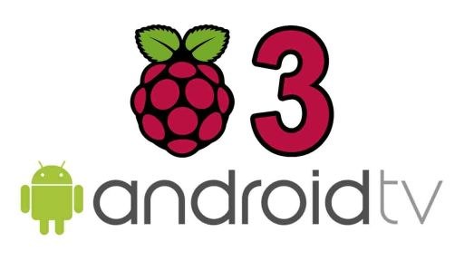 Raspberry Pi Android TV logo