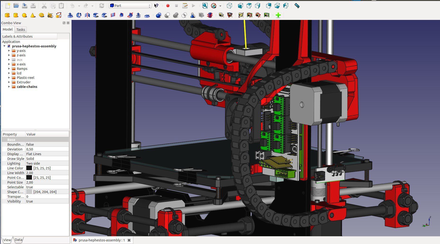 freecad screen 01