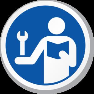 technische handleiding icon