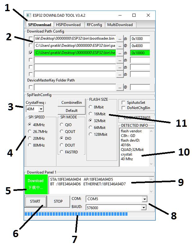 Blink arduino software free download