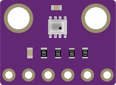 Sensor - BMP280 - Temperatuur en Barometrische druk sensor