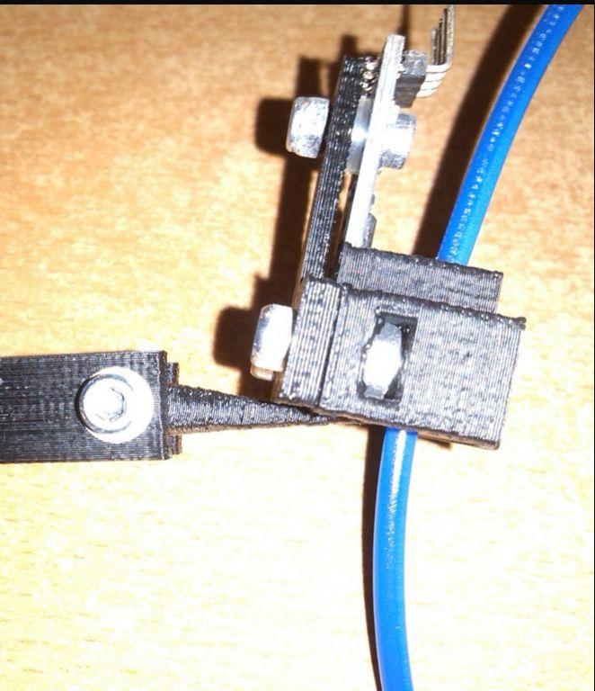 3D Printer - Filament - Runout sensor (optisch)