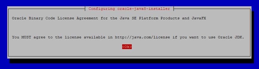 Raspberry Pi - Software - Java