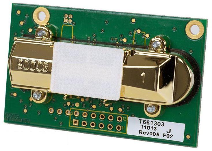 ESP8266 WiFi – CO2 sensor T6613 (ArduinoIDE)