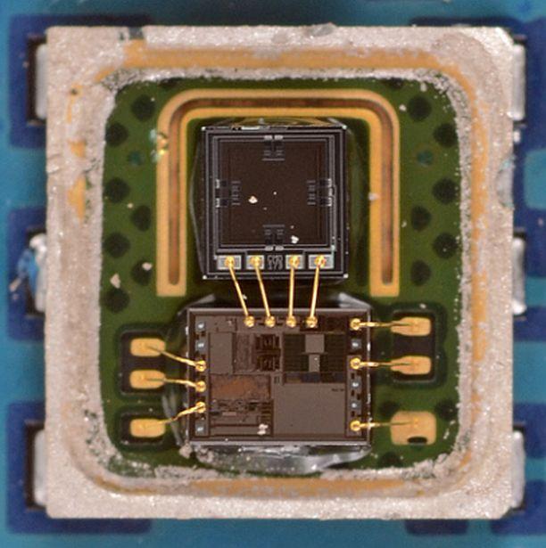 Sensor - BMP180 - Temperatuur en Barometrische druk sensor