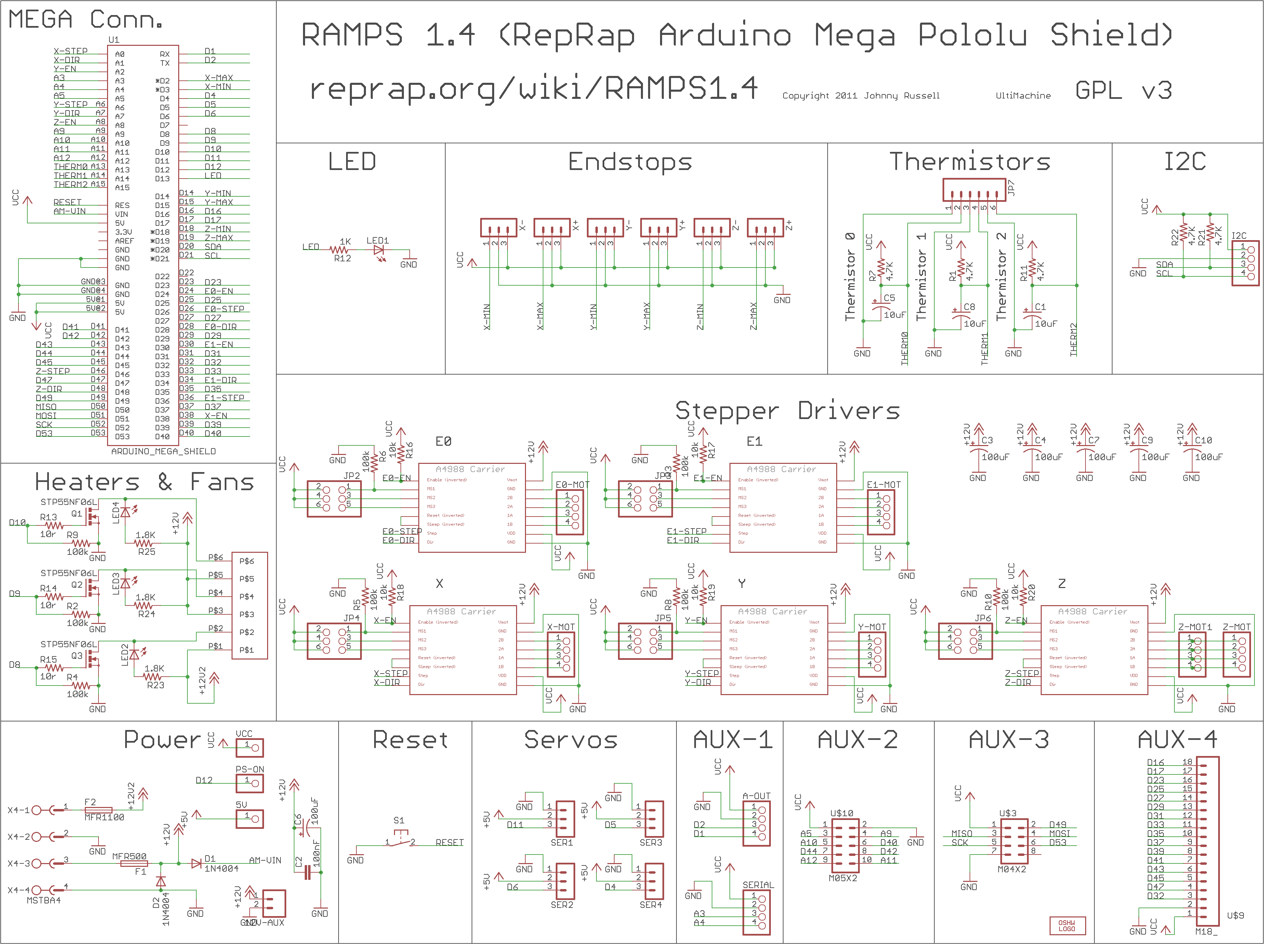 Arduino Mega Shield Ramps Wiring Diagram On Usb Get Free Image About V14